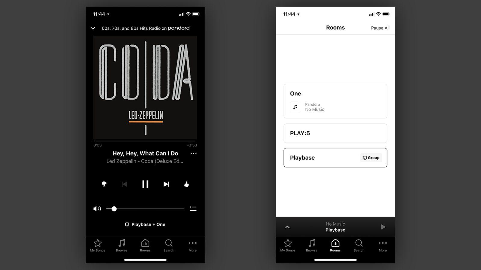 Sonos controller app - vesolutions