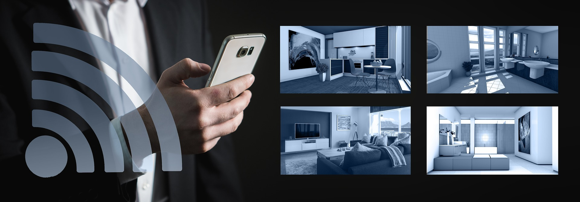 smart home automation - vision electrical solutions